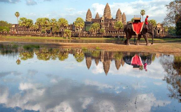 1. Siem Reap, Cambodia