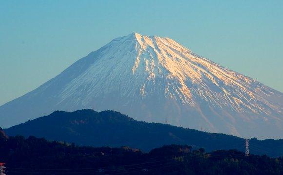 Mount Fuji - Asia - Tourism