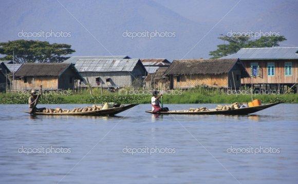 Myanmar, Southeast Asia