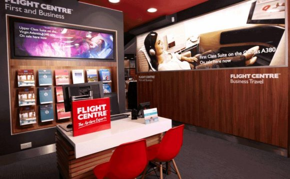 Flight Centre photo of:
