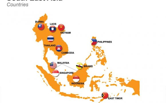 Countries of Southeast Asia