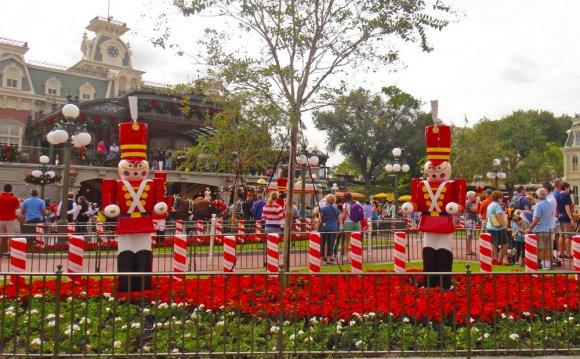 Planning for Disney World in