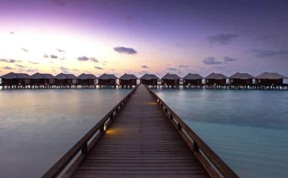 Abu Dhabi and Maldives Twin
