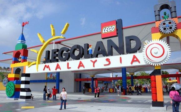 Singapore to Legoland