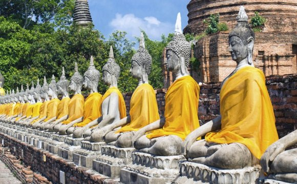 Thailand Tours & Escorted