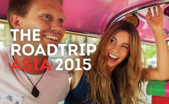The RoadTrip 2015: powered by