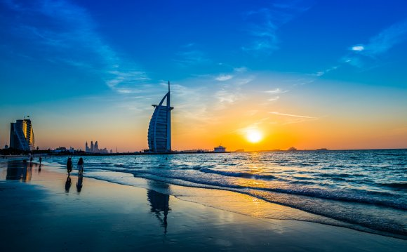Burj Al Arab Is A Luxury 5