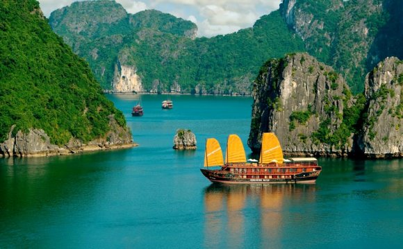 Indochina Sails – A Truly