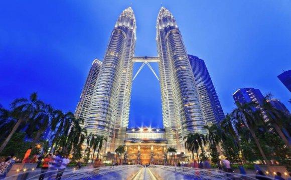 Petronas Tower, Kuala Lumpur