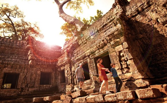 Angkor Archaeological Park is