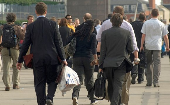 Workers in the UK have fewest
