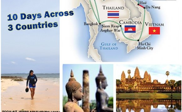 Thailand Cambodia Vietnam Tours Packages