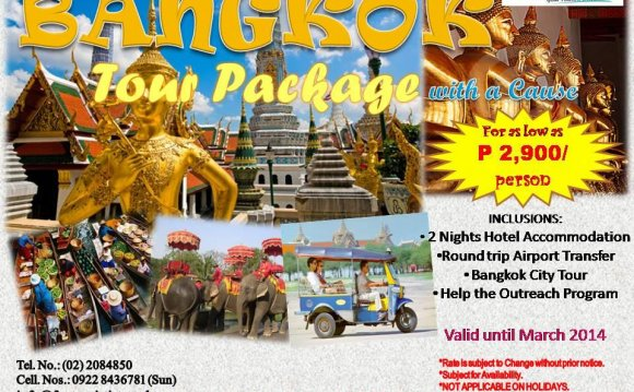 Packages Tours to Thailand