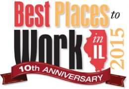 Best Places to Work in IL 2015