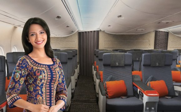 Singapore Airlines Tour