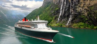 Enjoy a luxury cruise followed by an overnight stay - with Travelbag Cruise