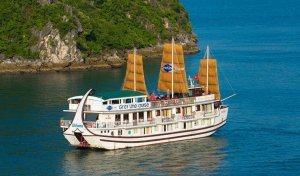Halong bay cruise tours