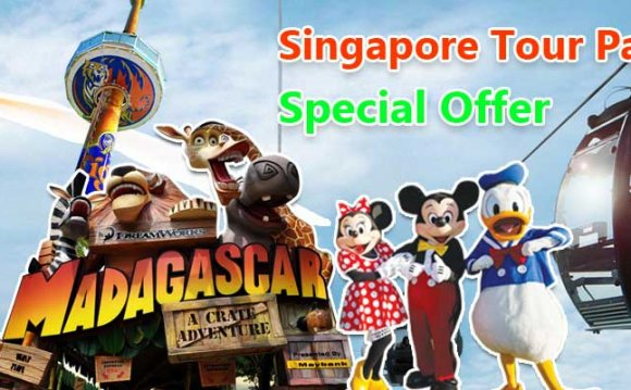 Bangalore to Singapore Packages