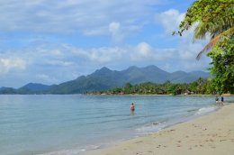 Kai Bae: just one of Ko Chang's dozen beaches.