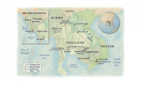 Adventure Travel Southeast Asia