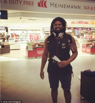 NRL star, Jamal Indris, fell victim to an alleged kidnapping attempt in Vietnam on Saturday