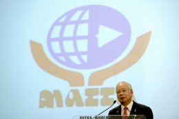 Prime Minister Datuk Seri Najib Razak says today at a dialogue with Malaysian Association of Tour and Travel Agencies members they have a role to play to correct misconceptions and negative views grounded in falsehood about the country. – The Malaysian Insider pic by Najjua Zulkefli, August 27, 2015.