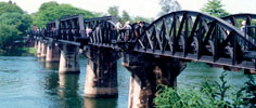 River Kwai 3-Day Tour