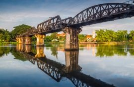 Thailand-Bridge-River-Kwai