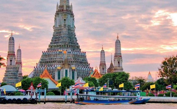 Thomas Cook Thailand Package
