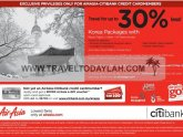 Air Asia Tour Packages