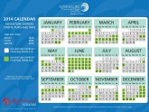 World Holidays Calendar 2014