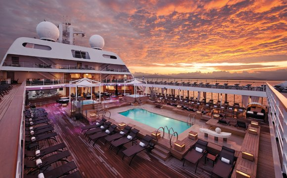 Luxury Cruise Asia