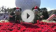 Epcot Holidays Around The World 2015 Decorations Overview