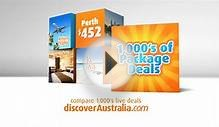 Perth Flights + Hotel Package Deal