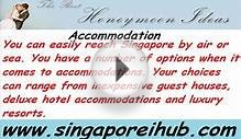 Singapore Holidays Package Best Honeymoon ideas in Singapore