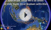 Southeast Asia -- Google Earth Tour of Reefs at Risk