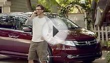 The 2015 Honda Odyssey -- Video Tour