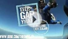 The Gap Year Challenge New Zealand audition video