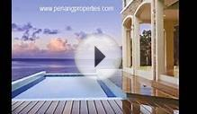 Top Luxury Homes in Penang Island Malaysia